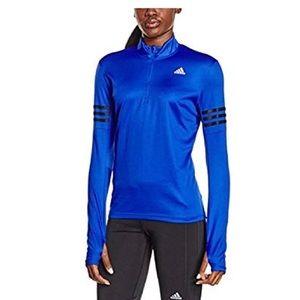 adidas Running 1/2 Zip Pullover